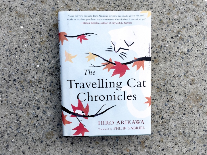 Book Review: The Traveling Cat Chronicles by Hiro Arikawa